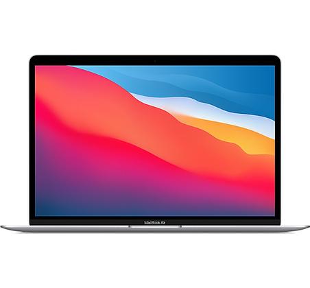 "Apple MacBook Air Notebook 33.8 cm (13.3"") 2560 x 1600 pixels Apple M 8 GB 512 GB SSD Wi-Fi 6 (802.11ax) macOS Big Sur Silver"